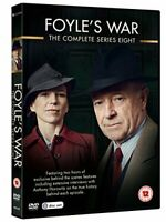 Foyles War - Series 8 [DVD][Region 2]