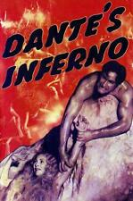 Dantes Inferno Poster Art24in x 36in