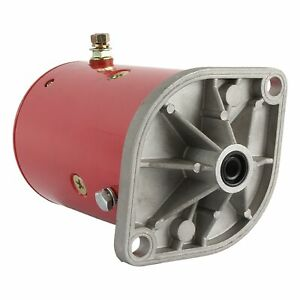 New Motor For Western Fisher Snow Plow MUE6103 MUE6103S