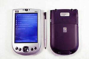 HP iPAQ rx1950 PDA with Charger & Sync/Charge cable. Excellent Condition