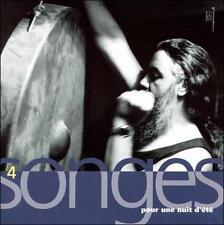 Francois Leymarie : Jean-Jacques Lemetre: 4 Songes pour une CD