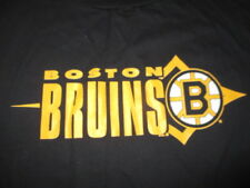 Vintage Starter BOSTON BRUINS Logo (XL) T-Shirt