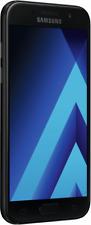 "SAMSUNG Galaxy A3 2017 schwarz 16GB Android Smartphone ohne Simlock 4,7"" Display"