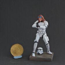 70mm StarWars Rebel disguised as Trooper custom figure NorthStarModels