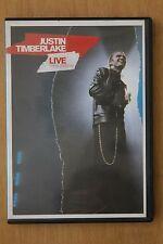 Justin Timberlake - Live  - (D74)