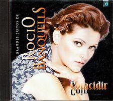 Rocio Banquells Coincidir    BRAND  NEW SEALED  CD