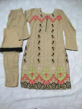 100% Linen Salwar Kameez World & Traditional Clothing