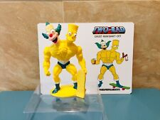 Bart Krusty Simpsons Two Rad SDCC 1/20 Bootleg Toy Panda Propaganda Toys