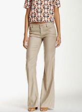 NWT Level 99 Linen Wide Legs Trouser Pants Size 32
