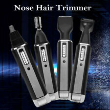 4 In 1 Rechargeable Hair Beard Eyebrow Ear Nose Shave Trimmer Kits Professional