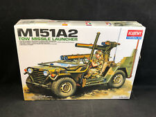 Academy M151A2 Tow Missile Launcher 1:35 Scale Plastic Model Kit 13406 NIB