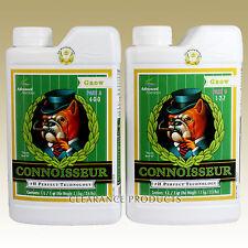 Advanced Nutrients pH Perfect Connoisseur Grow A&B 1 Liter Set Nutrient 1L