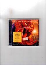 SPIDER MAN 2 - CD O.S.T. NUOVO SIGILLATO