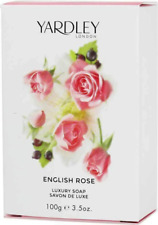 Yardley London - Perfumed Soap Bar 100g ENGLISH ROSE Fragrance Hand Body