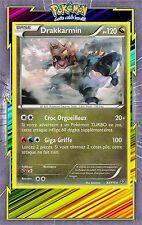 🌈Drakkarmin-XY11:Offensive Vapeur-83/114-Carte Pokemon Neuve Française