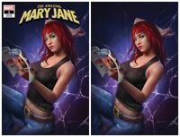 AMAZING MARY JANE #1 SHANNON MAER TRADE/VIRGIN VARIANT SET LIMITED TO 600 SETS