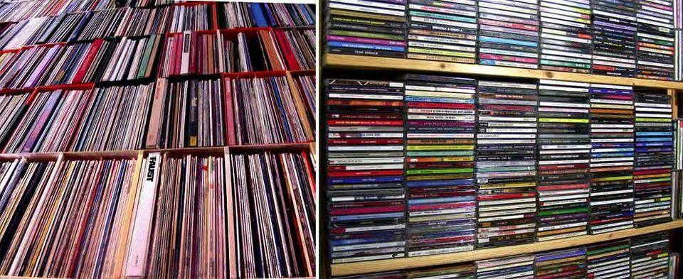 Ihr Schallplattenparadies