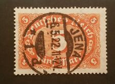 German Reich 5 Mark Stamp