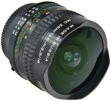 NIKON Ais Zenith 16mm 2.6 Fish-Eye