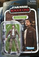 """Star Wars The Vintage Collection Captain Cassian Andor 3.75"""" Action Figure VC130"""