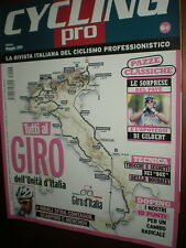 Cycling Pro.GIRO D'ITALIA,ANGELO ZOMEGNAN,PHILIPPE GILBERT,iii