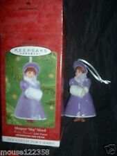 Hallmark Keepsake  Ornament Madame Alexander Margaret