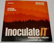 CA Inocculate IT 4.5 - Complete Virus Protection fo Netware