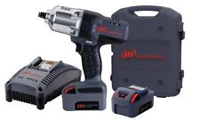 "Ingersoll Rand 20V IQV 1/2"" Cordless Impact Wrench Kit, 1100 ft lbs! IR W7150-K2"