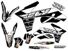 FITS KTM EXC 2001 2002 125 200 250 300 380 400 520 GRAPHICS KIT DECO DECALS