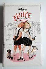 Eloise at the Plaza (VHS, 2003) Clam Shell