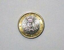 1 EURO SAINT MARIN 2015