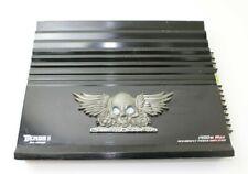 Power Acoustik D4-1400B 1400 Watts Multi-Channel Demon Series Power Amplifier
