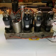 """Atwater Kent Cathedral Radio """"Chassis"""" Model 165 MW & Police Bands"""