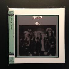 The Game by Queen (Platinum SHM-CD, 2014, Mini-LP, OOP, LTD, Universal Japan)
