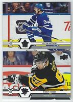 2019-20 Upper Deck Series 1 Hockey Base #1-200 Complete Your Set - You Pick!