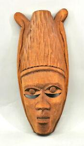 8639061 Holzskulptur Afrika Maske  20.Jh.
