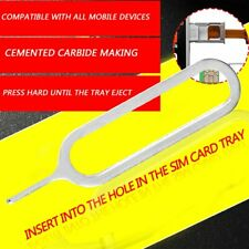 Sim Card Tray Open Eject Pin Needle Key Tool for Apple iPhone 3G 3GS 4 4S 5 W