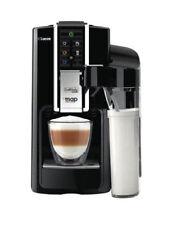 Map Caffitaly HD8603 Bravista Latte+ Capsule Coffee Machine  black