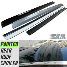 PAINTED HONDA Accord 8th Window Roof Spoiler US Model 2D 4D PUF 2012 LX