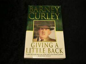 Giving a Little Back by Barney Curley