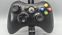Microsoft Xbox 360 Wireless Controller Official OEM Black (Tested) A
