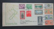 1946 Wellington New Zealand First Day Cover to High Commission London Peace