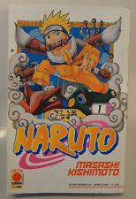 Fumetto ITA Planet Manga Masashi Kishimoto Serie Nera + Adesivi  Numero 1 Naruto