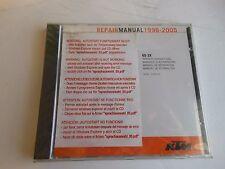KTM Repair manual CD  1998 - 2005 65 SX  Autostart Not Working  # 3.206.019