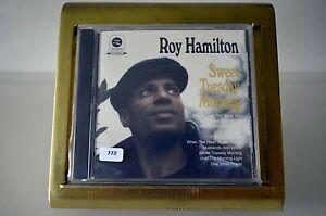 CD0772 - Roy Hamilton - Sweet Tuesday Morning - Soul