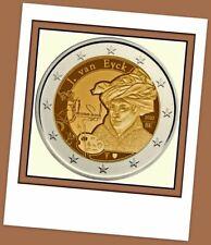 2 Euro Gedenkmünze Belgien 2020 - Jan van Eyck - Lose / CC