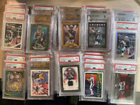Repack One PSA BGS Graded 10 9.5 9 Guaranteed Tom Brady! Rookie! Jersey! Read!