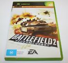 MICROSOFT XBOX BATTLEFIELD 2 MODERN COMBAT GAME COMPLETE