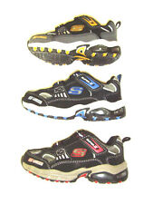 NEW SKECHERS S LIGHTS TERMINAL DEPOT LIGHT UP  INFANT TODDLER BOYS Shoes 90401N