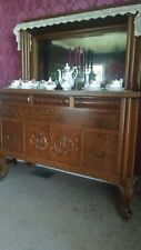Tiger Oak Sideboard